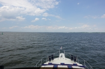 A Beautiful Day for a Boat Ride